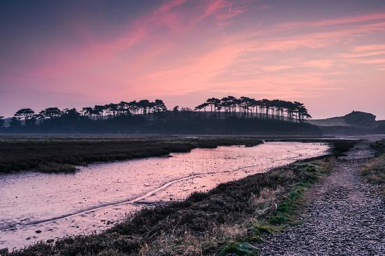 marcin-jucha-budleigh-salterton-estuary-at-sunrise-south-devon-natural-reserve-uk