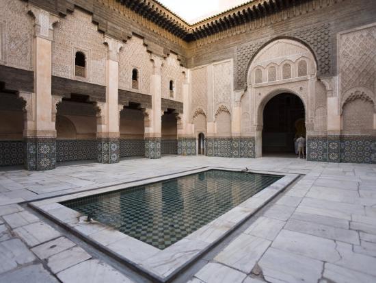 marco-cristofori-medersa-ben-youssef-marrakech-morocco-north-africa-africa