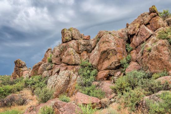 marek-sandstone-rock-formation-under-stormy-sky