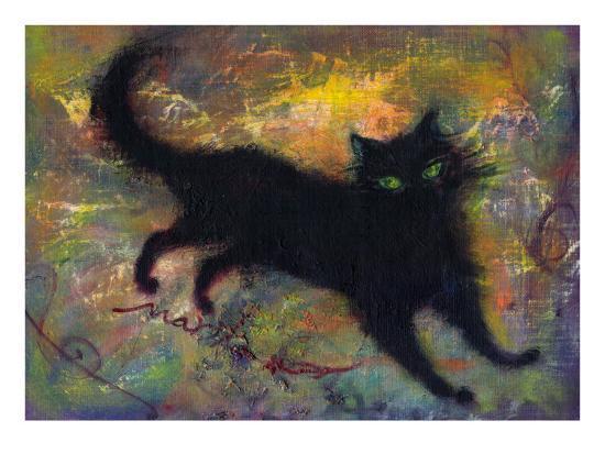 mariko-miyake-lovely-black-cat