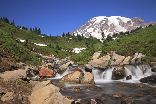 mark-taylor-mount-rainier-and-mountain-stream-washington-state-usa