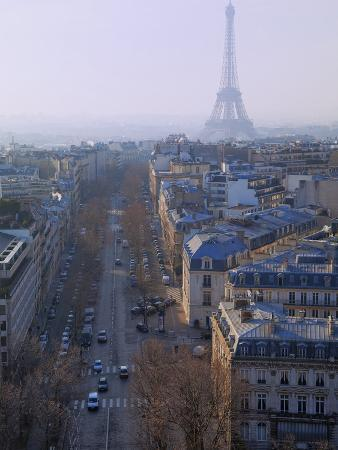 martin-child-the-eiffel-tower-from-the-arc-de-triomphe-paris-france-europe