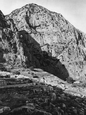 martin-hurlimann-delphi-and-the-phaedriades-on-mount-parnassus-greece-1937