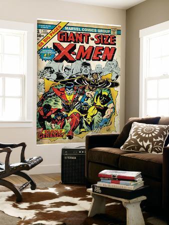 marvel-comics-retro-the-x-men-comic-book-cover-no-1-aged