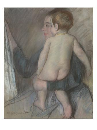 mary-cassatt-young-woman-carrying-a-naked-child-or-at-the-window