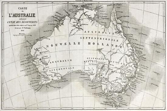 marzolino-australia-old-map