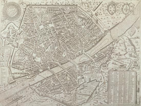 matteo-florimi-map-of-florence-1595