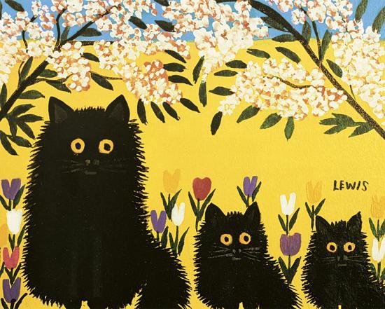 maud-lewis-three-black-cats