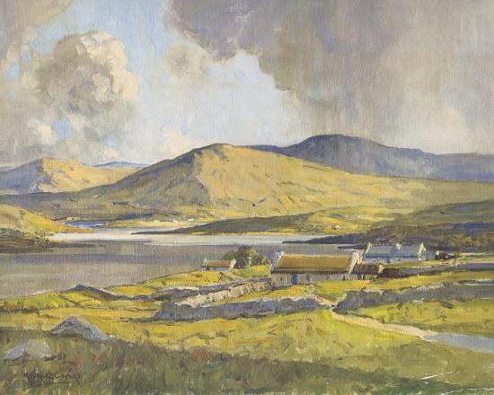 maurice-wilks-sunshine-and-shadow-anure-county-donegal