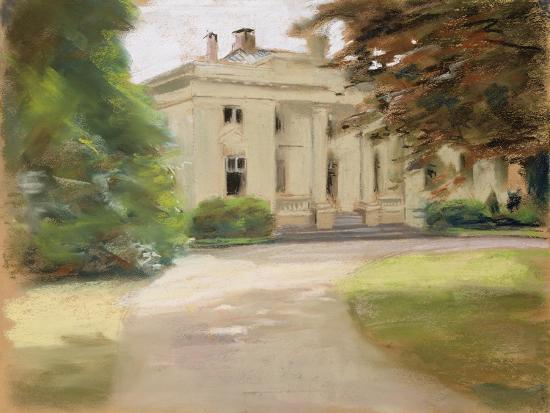 max-liebermann-the-godeffroy-country-house-in-hirschpark-von-nienstedten-on-the-elbe-1902