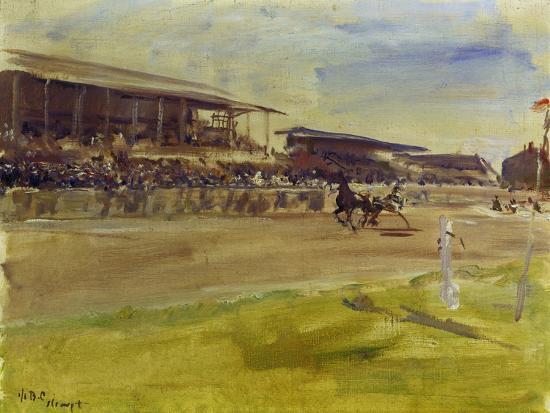 max-slevogt-horse-racing-track-in-ruhleben-1920