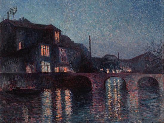 maximilien-luce-the-river-sambre-in-charleroi-1896