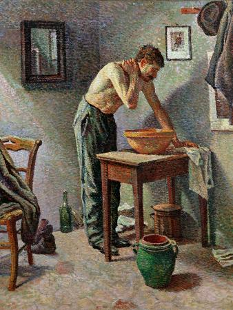 maximilien-luce-the-toilet-1887