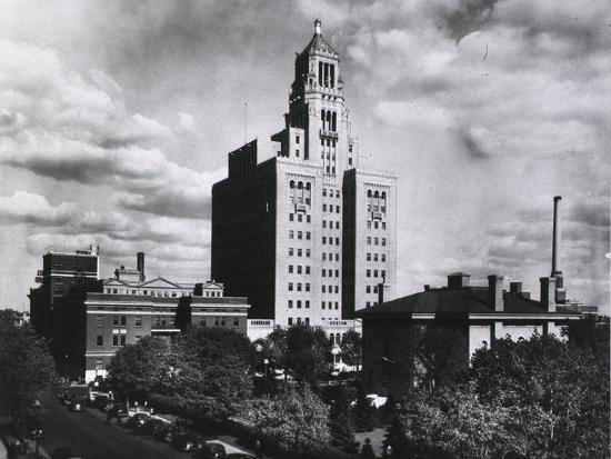 mayo-clinic-and-foundation-in-rochester-minnesota-in-1928