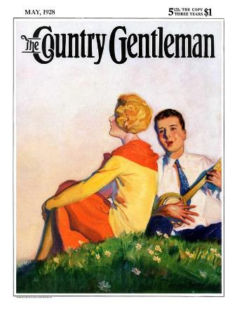 mcclelland-barclay-hillside-serenade-country-gentleman-cover-may-1-1928