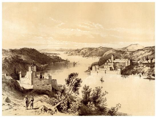 mcfarlane-and-erskine-fortresses-of-the-dardanelles-turkey-19th-century