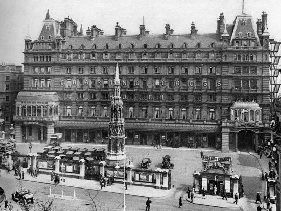 mcleish-charing-cross-railway-station-london-1926-1927