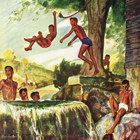 mead-schaeffer-swimming-hole-june-25-1949