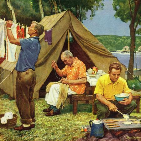 mead-schaeffer-three-generations-camping-may-30-1953