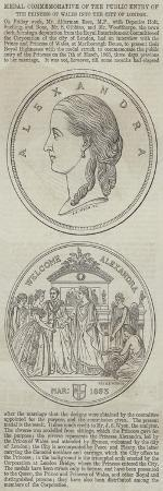 medal-commemorative-of-the-public-entry-of-the-princess-of-wales-into-the-city-of-london