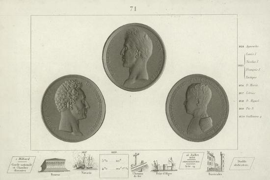 medallions-of-charles-x-of-france-and-his-son-louis-antoine