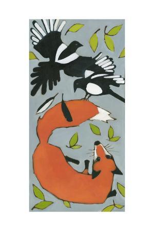 megan-moore-magpies-and-fox-2013