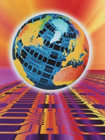 mehau-kulyk-computer-art-of-earth-as-a-circuit-board