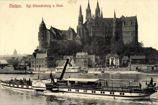meissen-sachsen-dampfer-schandau-albrechtsburg