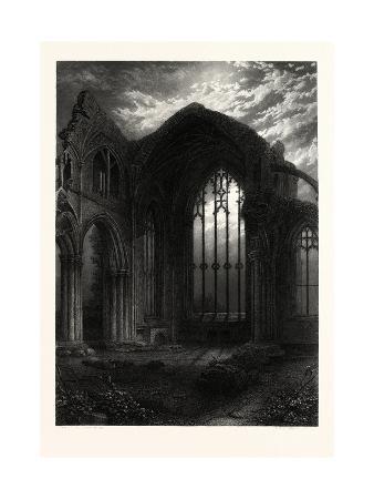 melrose-abbey-uk