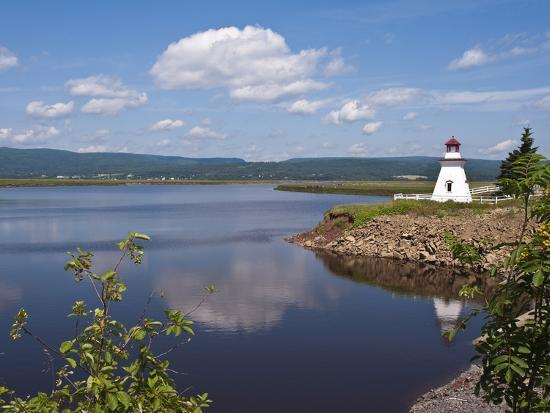 michael-defreitas-anderson-hallow-lighthouse-in-riverside-albert-new-brunswick-canada-north-america