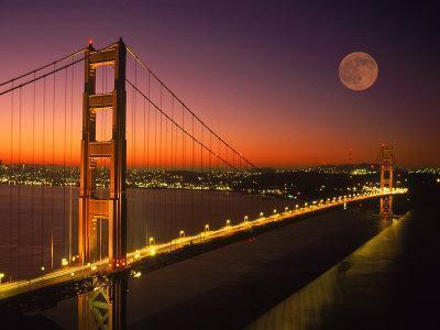 Golden Gate Bridge San Francisco Ca Photographic Print