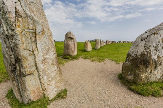 michael-nolan-the-standing-stones-in-a-shape-of-a-ship-known-as-als-stene-aleos-stones-ale-s-stones