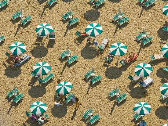 michael-polzia-pattern-of-beach-umbrellas-and-chairs