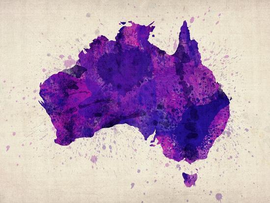 michael-tompsett-australia-paint-splashes-map