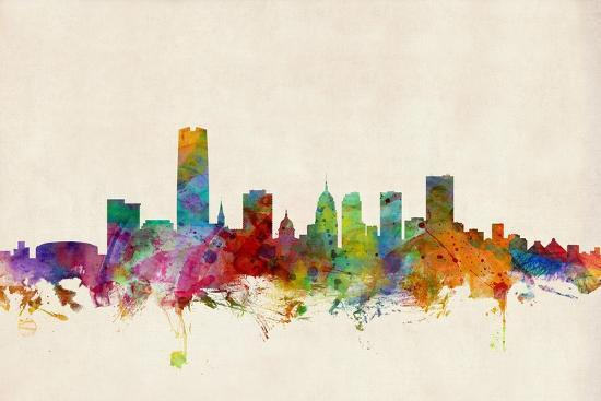 michael-tompsett-oklahoma-city-skyline