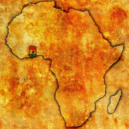 michal812-ghana-on-actual-map-of-africa