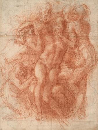michelangelo-buonarroti-study-for-a-lamentation