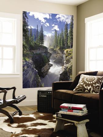 michele-falzone-athabasca-falls-waterfall-jasper-national-park-alberta-canada