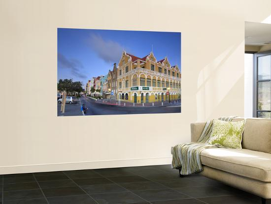 michele-falzone-caribbean-netherland-antilles-curacao-willemstad-punda-dutch-colonial-architecture