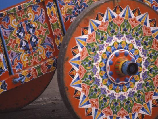 michele-westmorland-colorful-cart-sarchi-costa-rica