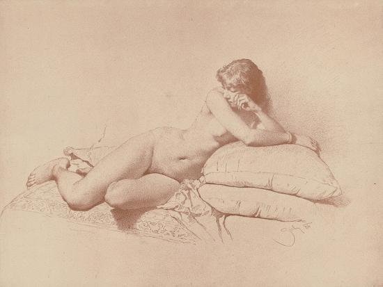 mihaly-von-zichy-study-of-a-reclining-female-nude-1885