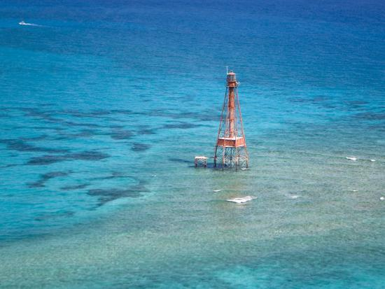 mike-theiss-sombrero-key-lighthouse-and-turquoise-waters-during-spring-low-tides