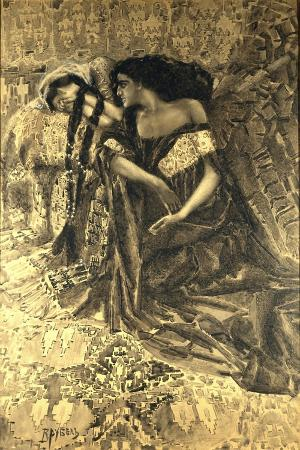 mikhail-alexandrovich-vrubel-tamara-and-demon-1890-1891
