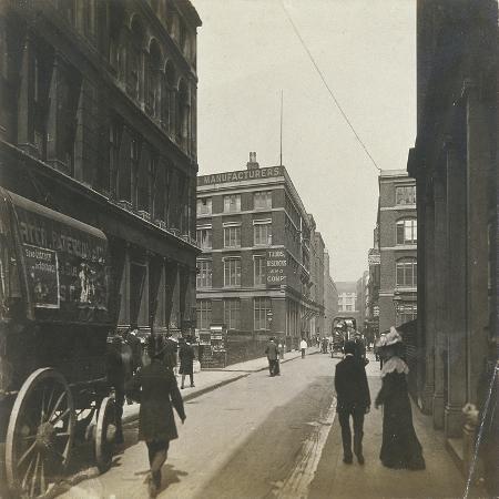 milton-street-london-c1920