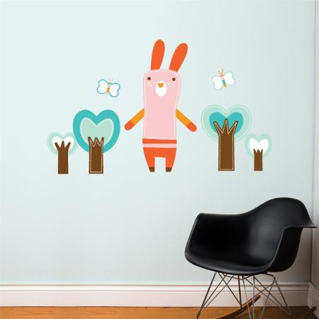 mimi-the-bunny-wall-decal