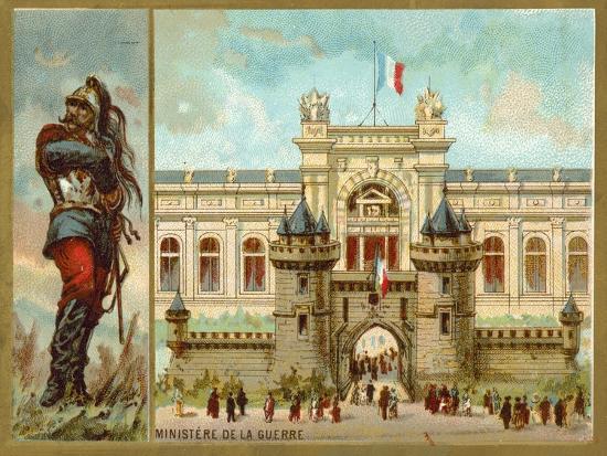 ministry-of-war-paris