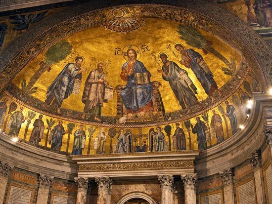 miva-stock-detail-of-apse-mosaic-with-portraits-of-popes-basilica-di-san-paolo-fuori-le-mura-rome-italy