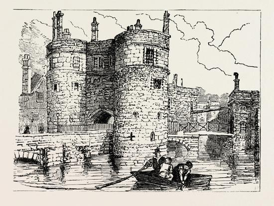 moat-and-entrance-tower-of-the-tower-of-london