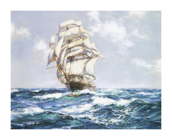 montague-dawson-the-blue-seas-the-eliza-bars-s