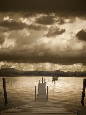 monte-nagler-sunset-at-the-pier-pentwater-michigan-10